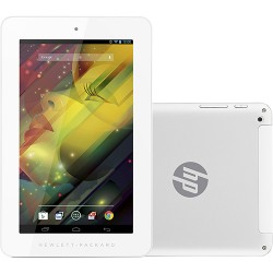 "Tablet HP 7.1 1201 BR 8GB Wi-Fi Tela 7"" Android 4.2.2 Prata HP"